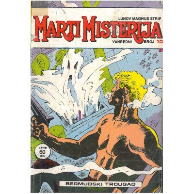 Marti Misterija 10