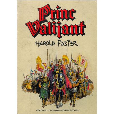 Princ Valijant 1. kötet
