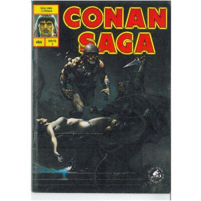 Conan Saga No. 3