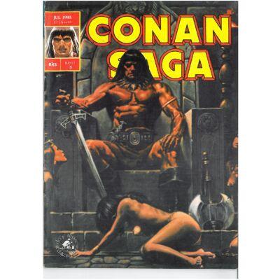 Conan Saga No. 5