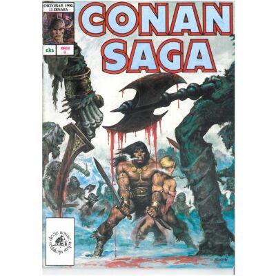Conan Saga No. 8