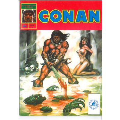 Conan Saga No. 9
