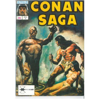 Conan Saga No. 10
