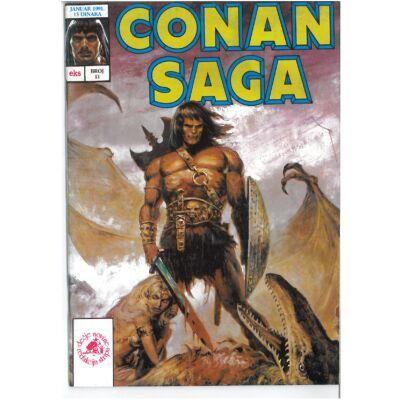 Conan Saga No. 11