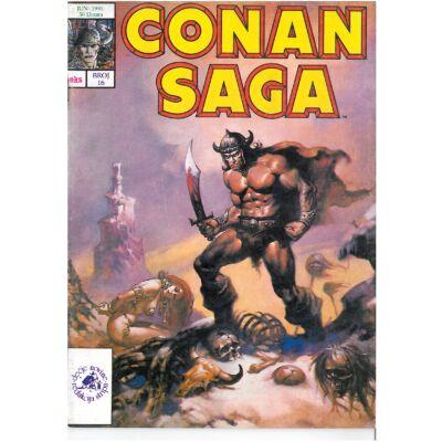Conan Saga No. 16