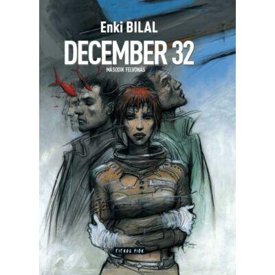 Enki Bilal: December 32 (Szörny tetralógia 2.)