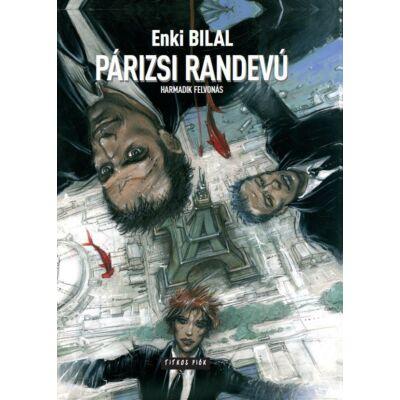 Enki Bilal: Párizsi randevú (Szörny tetralógia 3.)