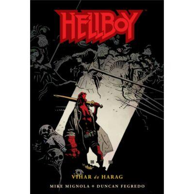 Hellboy 7. rész Vihar és Harag