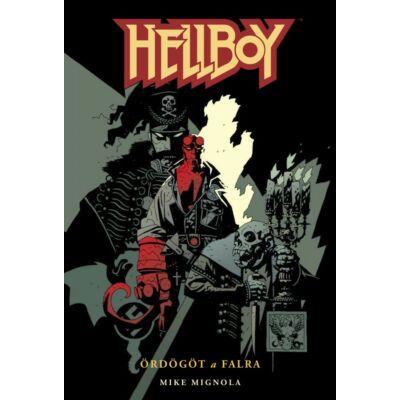 Hellboy 2. rész Ördögöt a falra