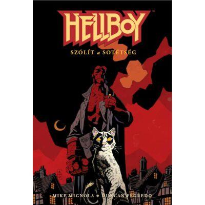 Hellboy 5. rész Szólít a sötétség