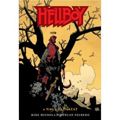 Hellboy 6. rész A nagy vadászat