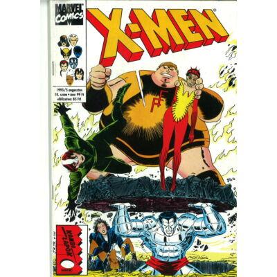 X-Men 10. szám