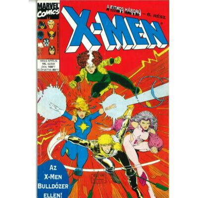 X-Men 15. szám