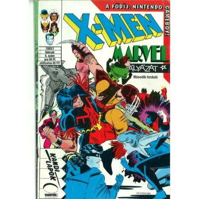 X-Men 6. szám