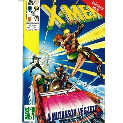 X-Men 20. szám