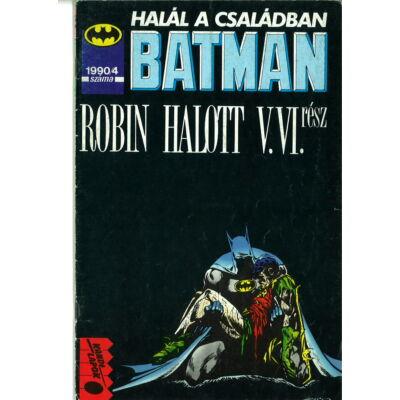 Batman 4. szám