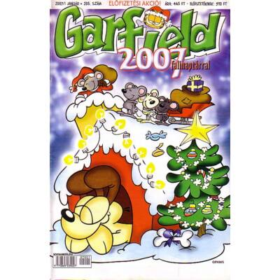 Garfield 205. sz.