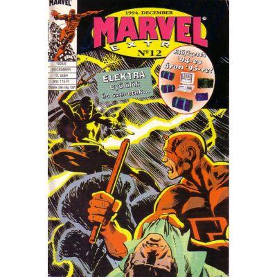 Marvel Extra 12 szám