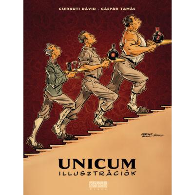 Unicum illusztrációk