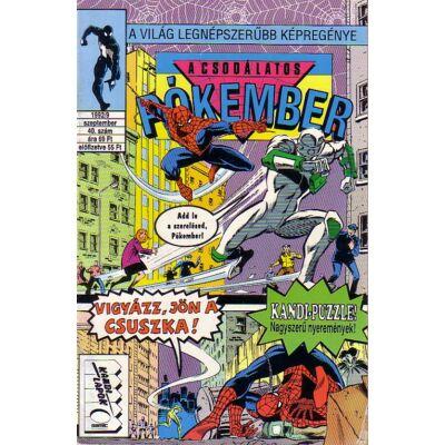 Pókember A Csodálatos 40. sz.