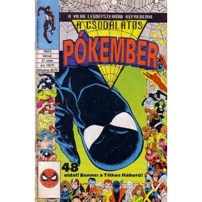 Pókember A Csodálatos 57. sz.