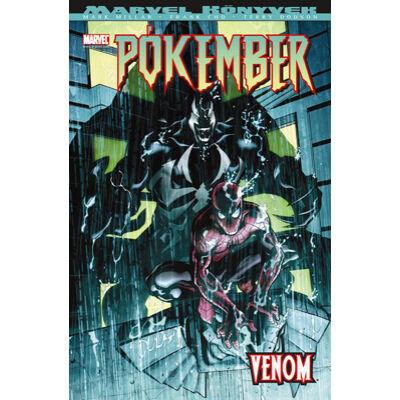 Marvel Könyvek - Pókember: Venom