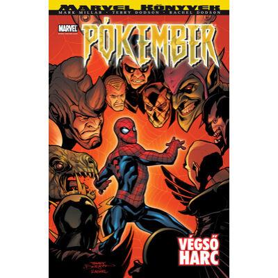 Marvel Könyvek-Pókember: Végső harc