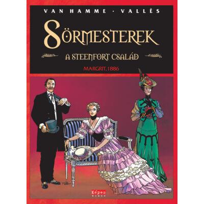 Sörmesterek 2 - A steenfort család - Margrit, 1886