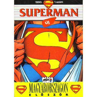 Superman 1. szám