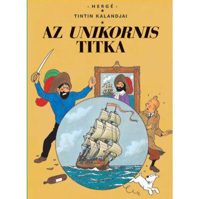 Tintin 5: Az Unikornis titka