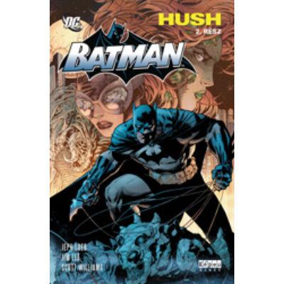 Batman képregény: Hush, 2. rész