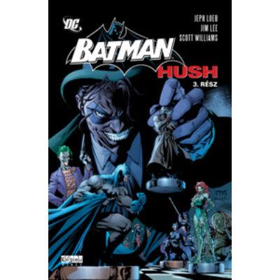 Batman képregény: Hush, 3. rész