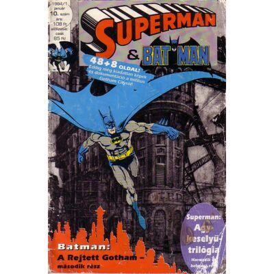 Superman & Batman 10. szám