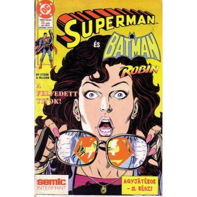 Superman & Batman 23. szám