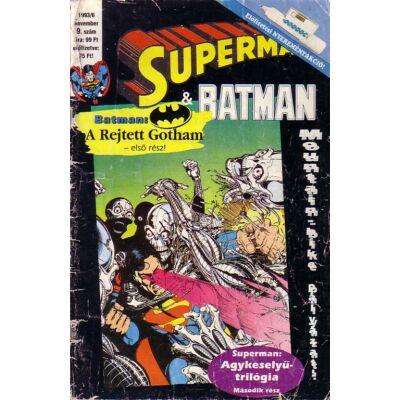 Superman & Batman 9. szám