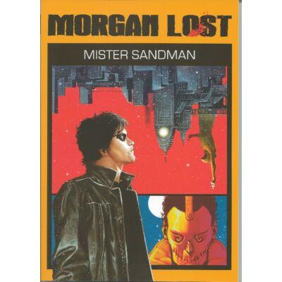 Morgan Lost 3. Mister Sandman
