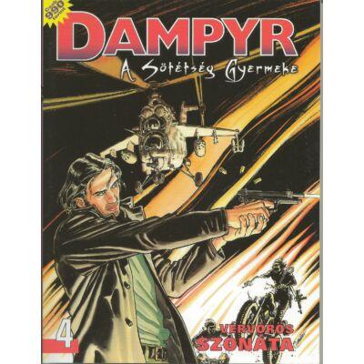 Dampyr 4. A sötétség gyermeke (Vérvörös szonáta)