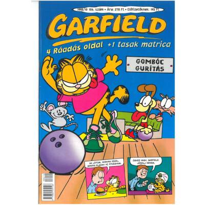 Garfield 106