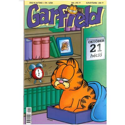 Garfield 154