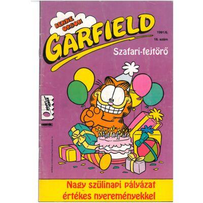 Garfield 18