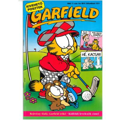 Garfield 77