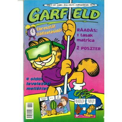 Garfield 107. sz.