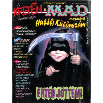 Kretén 9. bemutatja a Mad magazint