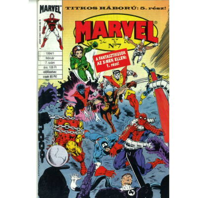 Marvel Extra 7. szám