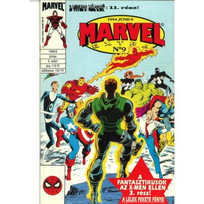 Marvel Extra 9. szám