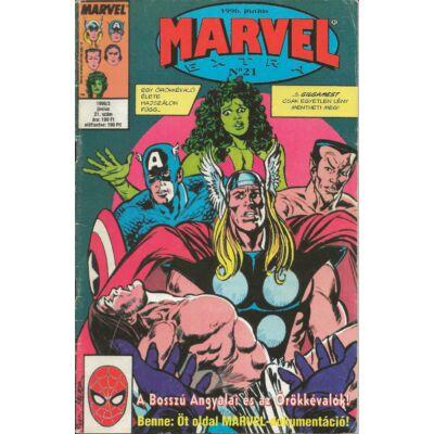 Marvel Extra 21. szám