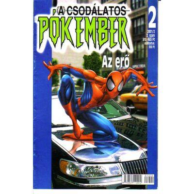 Pókember a csodálatos 2. sorozat 2. sz.