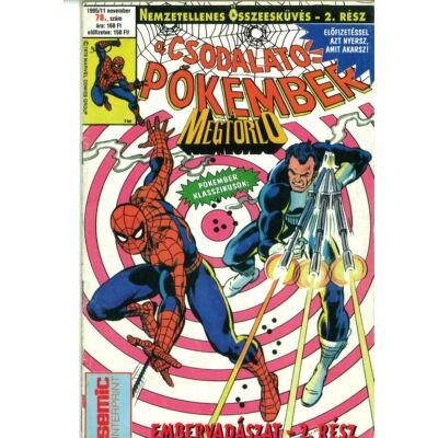 Pókember A Csodálatos 78. sz.
