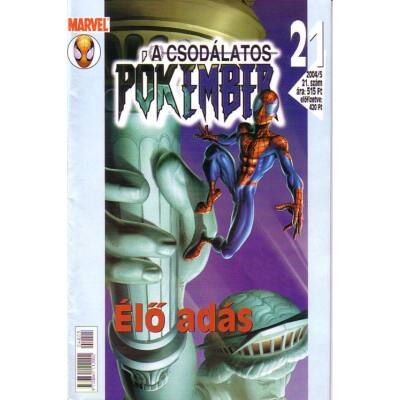 Pókember a csodálatos 2. sorozat 21. sz.