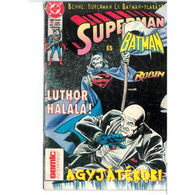 Superman & Batman 22. szám